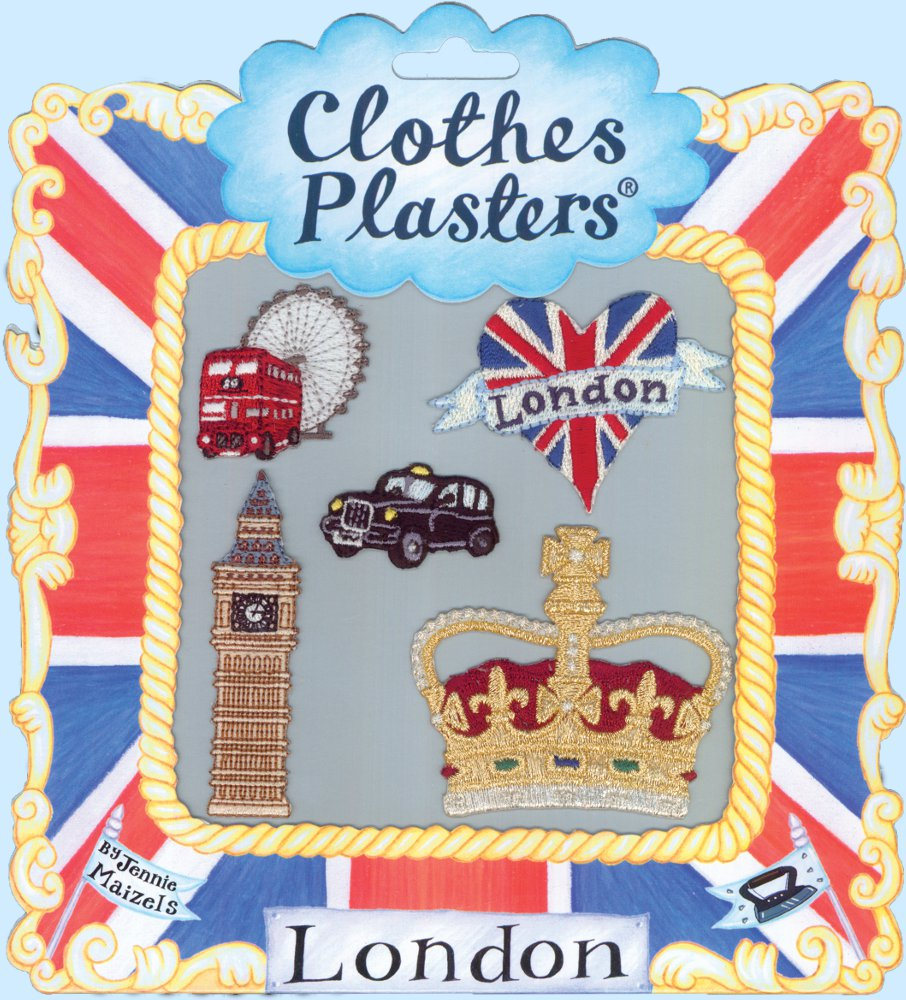 Jennie Maizels Clothes Plasters