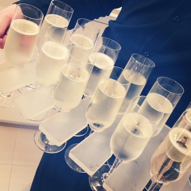 Champagne?