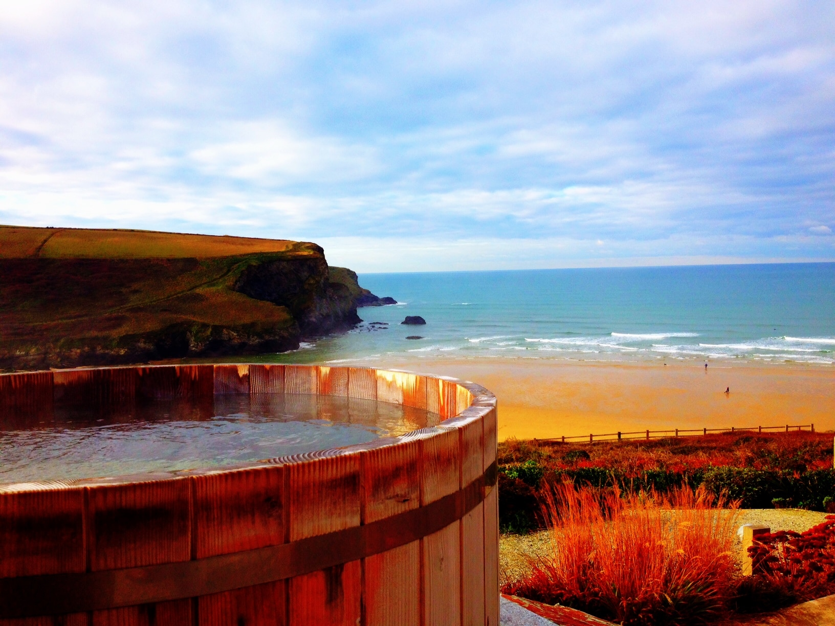 The Scarlet Cornwall S Luxury Eco Hotel Poppy Loves