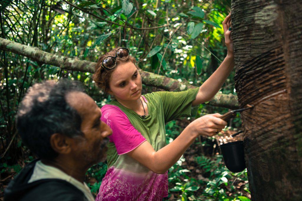 Lily Cole Amazon 2012 2