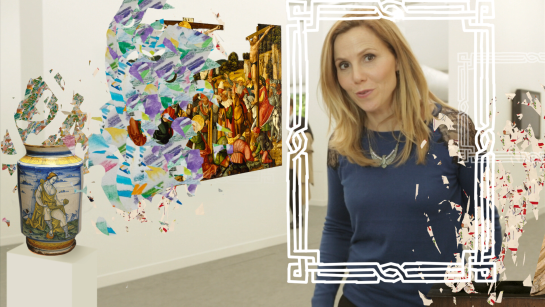 Browsing the International Market with Sally Phillips