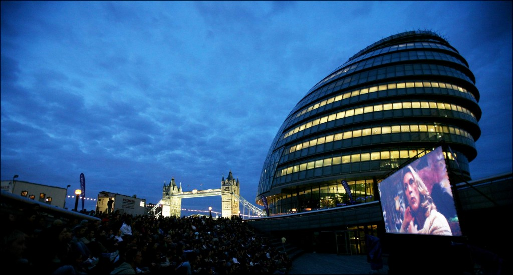 More London Free Film Festival @ The Scoop at More London | London | United Kingdom