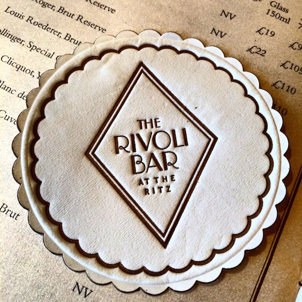 The Talullah at The Rivoli Bar at The Ritz