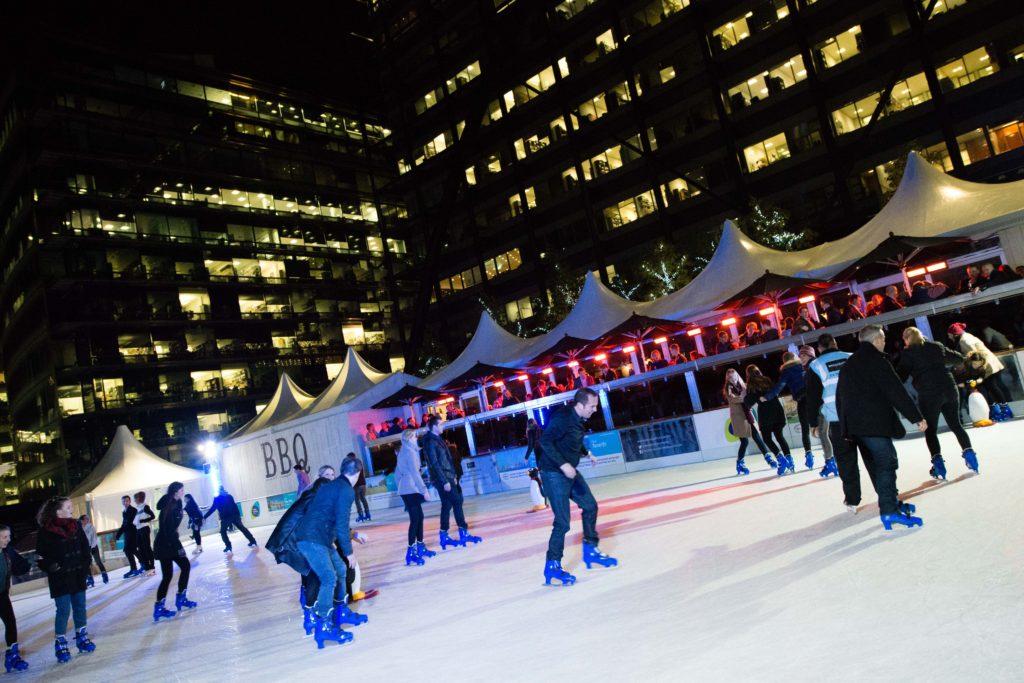 Get your skates on @ Broadgate Ice Rink  | London | United Kingdom