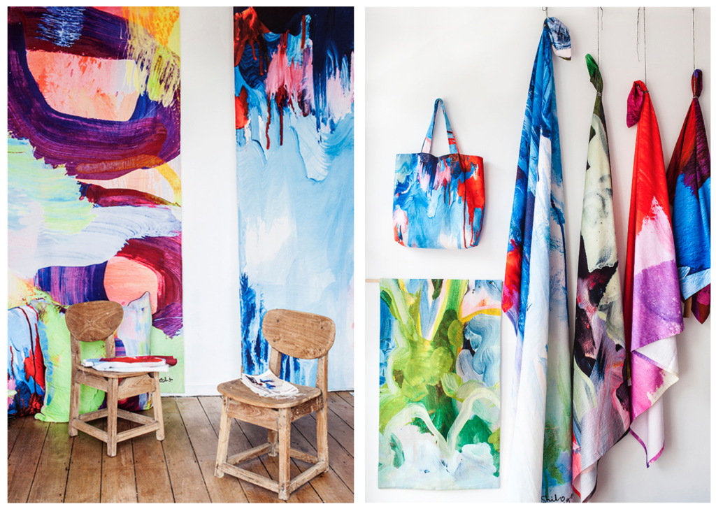 'Mountain Truth' by Shilo Engelbrecht @ Anthropologie | London | United Kingdom