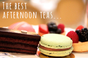The Best Afternoon Teas
