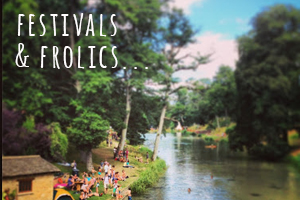 Festivals and Frolics
