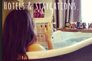 Hotels and Staycations