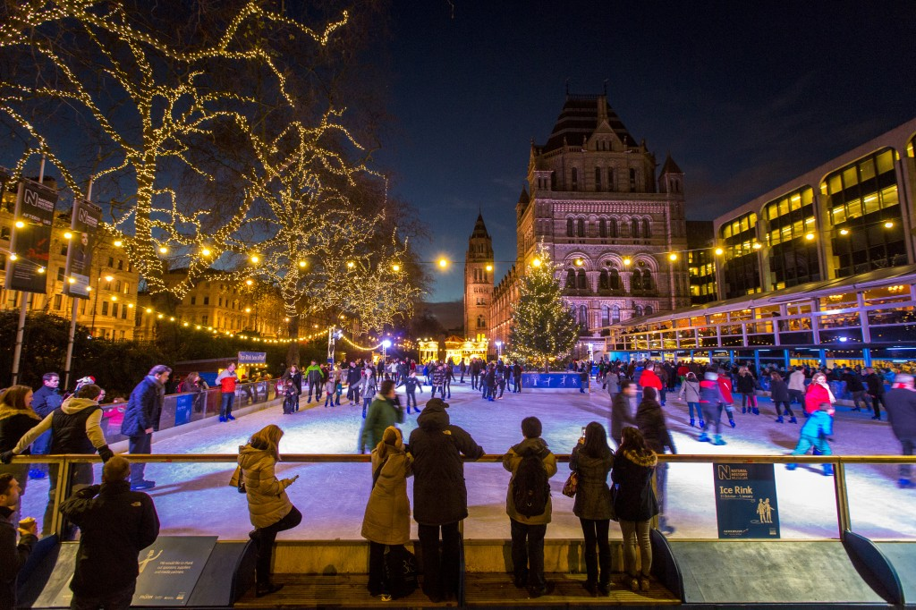 Natural History Museum Ice Rink @ Natural History Museum | London | United Kingdom