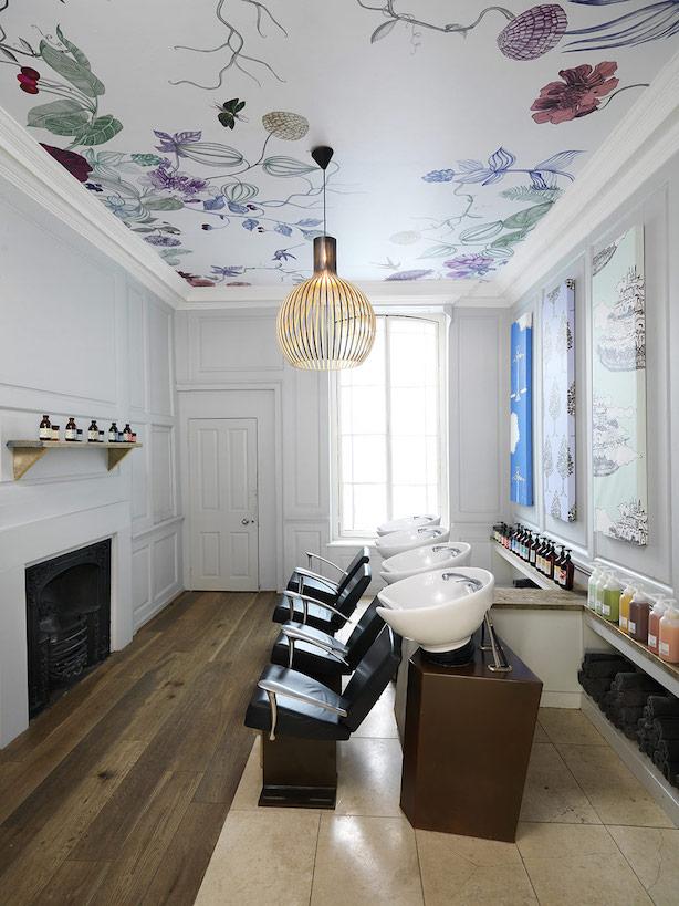 Ena salon holborn poppy loves london lifestyle blog for Best hair salon london