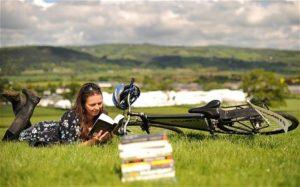 Hay Festival @ Hay-On-Wye | Hay-on-Wye | Wales | United Kingdom