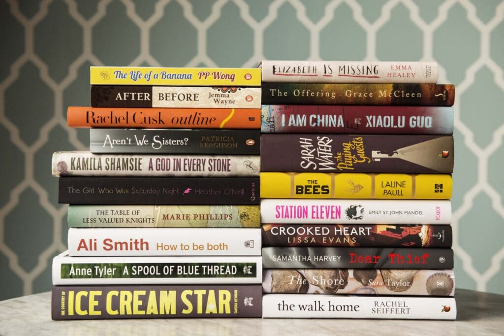 Baileys Women's Fiction Prize Longlist 2015