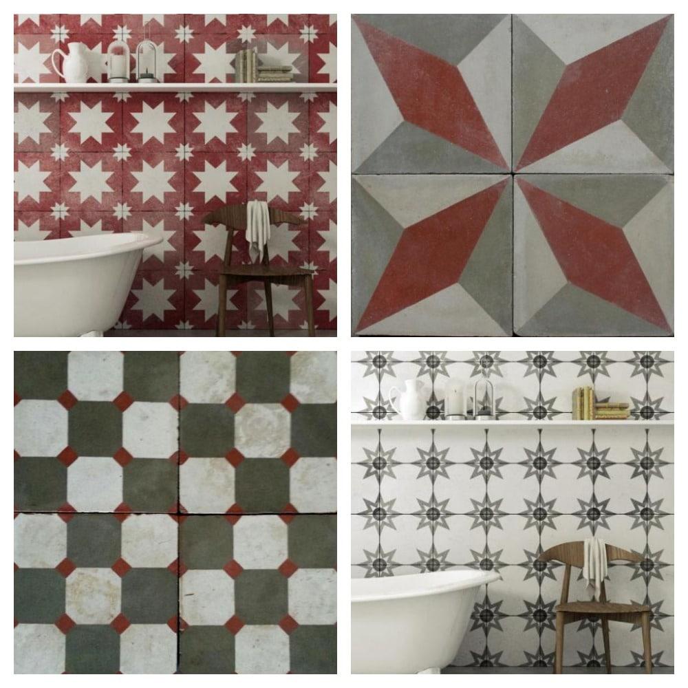Bert Amp May Reclaimed Amp Handmade Tiles In East London