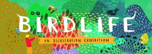 Bird Life - An illustration exhibition @ Fika London | London | United Kingdom