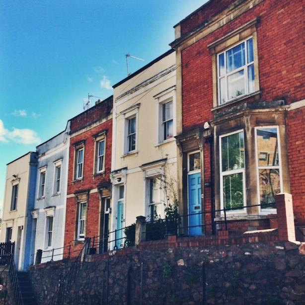 Clifton-Houses-Bristol