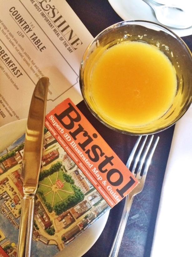 Poppy Loves Bristol