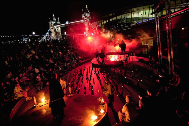 London's Free Open-Air Theatre Season,The Twilight of the Gods (The Ring Plays), The Scoop, 2014