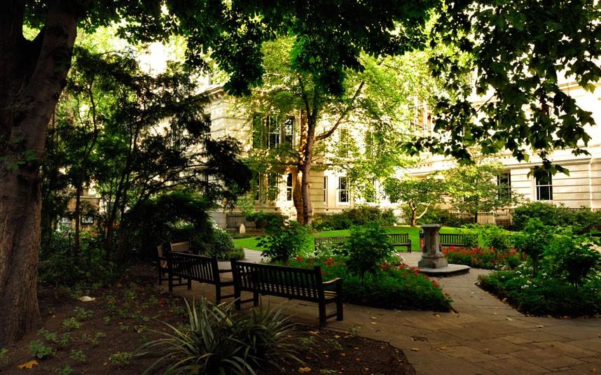 Secret Gardens Of London Poppy Loves London Lifestyle