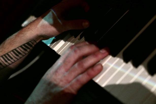 Hands on keys