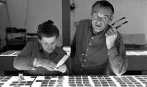 The World of Charles and Ray Eames @ The Barbican | London | United Kingdom