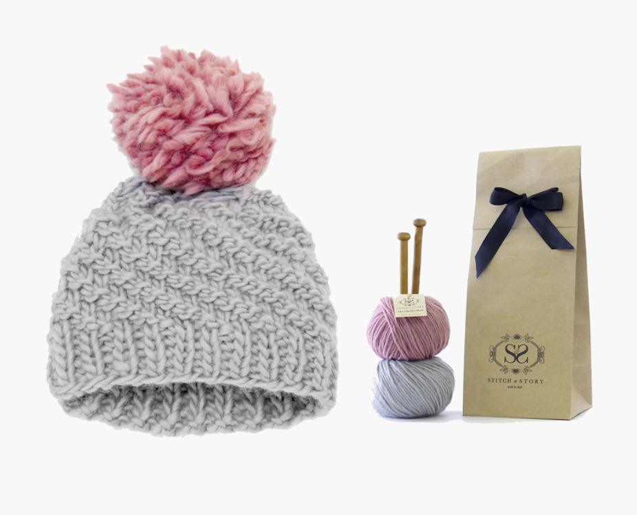 247ea6c63 Stitch & Story - knitting kits made simple