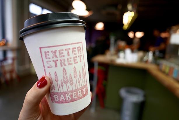 Exeter St Bakery