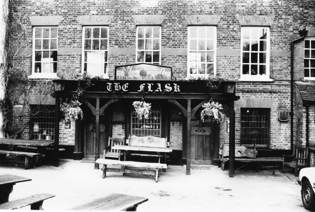 The Flask Pub