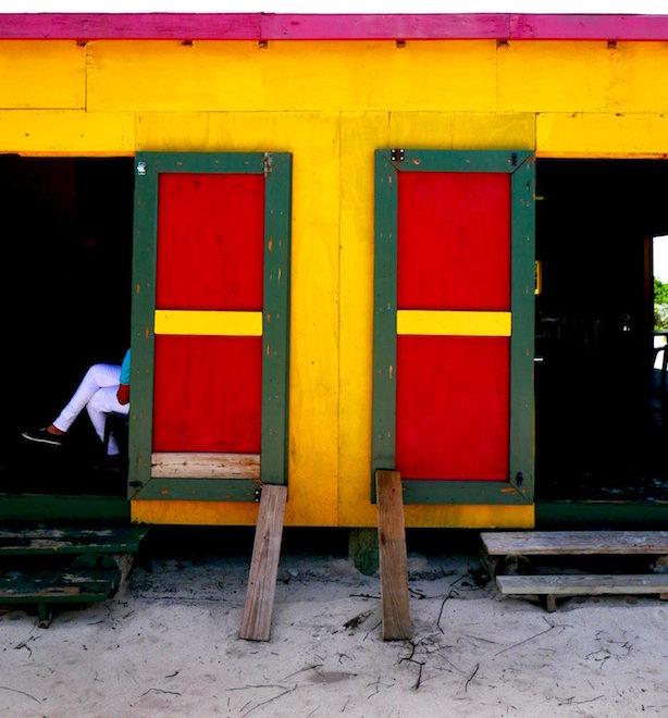 Take Me Back To Anguilla