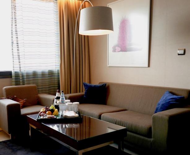 Intercontinental Hotel Athens