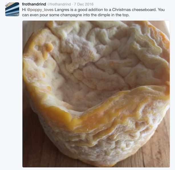 Ultimate Christmas Cheeseboard