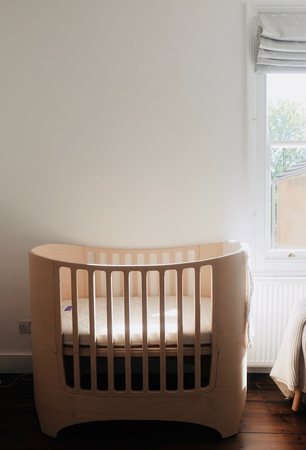 Getting My Nursery Ready With Naturalmat